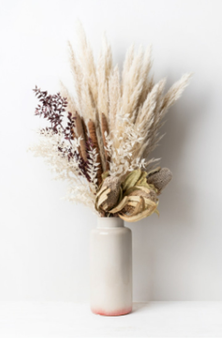Create & Sip: Dried Floral Arrangements image