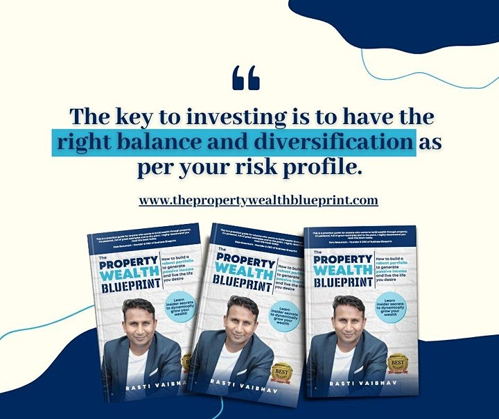 Book Launch: The Property Wealth Blueprint image
