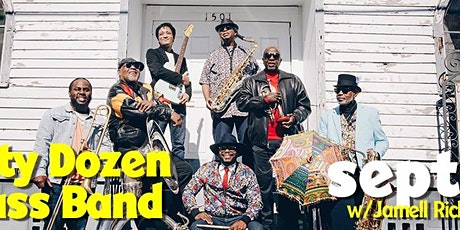 The Dirty Dozen Brass Band- Live at Five! tickets