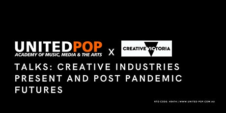 A Conversation on  Creative Industries Present and Post Pandemic Futures tickets