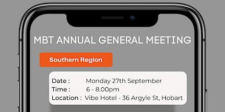 Southern RGM/AGM tickets