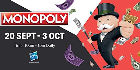 Monopoly tickets