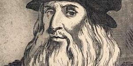Table Talk Society | Leonardo Da Vinci biglietti
