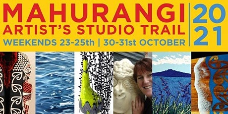 Mahurangi Artist's Studio Trail - POSTPONED tickets