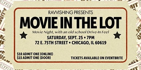 MOVIE N THE LOT (CANT BREATHE 2) tickets