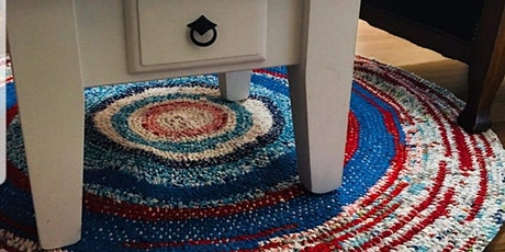 Make Your Own Rag Rug - A Makerspace Program tickets