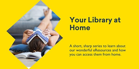 Storybox and more - Your Library at Home @ Kingston Library tickets