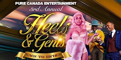 HEELS & GENTS tickets