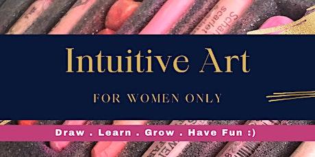 Intuitive Art - For Women Only entradas