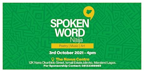 Spokenword Naija billets