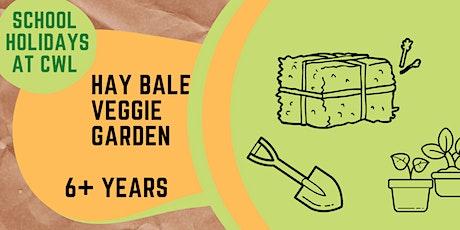 Hay Bale Veggie Garden at Orange City Library tickets