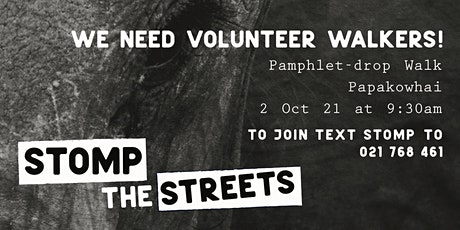 STOMP the streets tickets