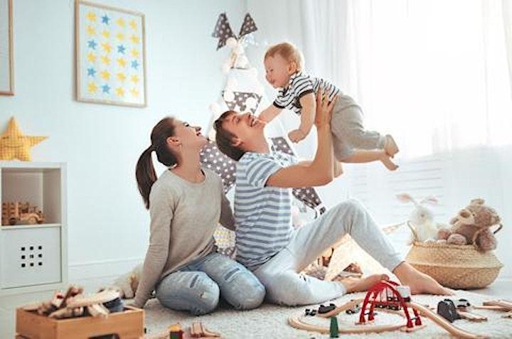 Immagine Counsellig per genitori con bambini da 0-3 anni