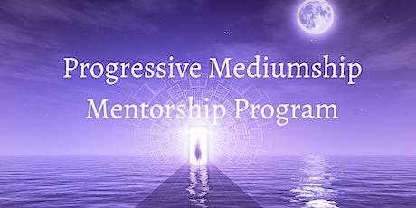 Mediumship Mentorship Program tickets