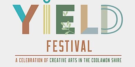 Yield Festival Gala Night tickets