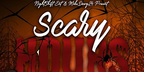 Scary Hours Costume Party tickets