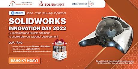 SOLIDWORKS Innovation Day 2022 boletos