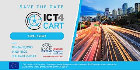 ICT4CART Final Event tickets