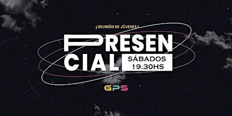 GPS - Reunión de Jóvenes entradas