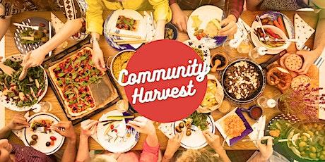 Community Harvest Tasting Session tickets