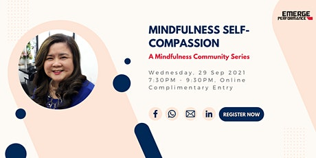 Introduction to Mindfulness Self-Compassion tickets