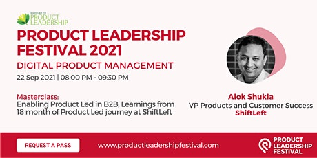 Enabling Product Led in B2B; Learnings from 18 month of Product Led journey tickets