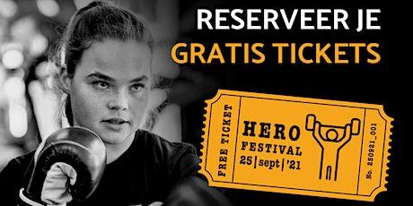 HERO FESTIVAL tickets