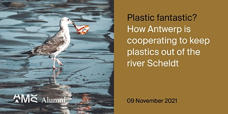 How Antwerp is cooperating to keep plastics out of the river Scheldt billets