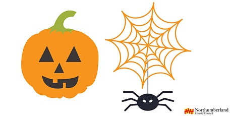 Halloween Half Term Craft Bag at Prudhoe Library tickets