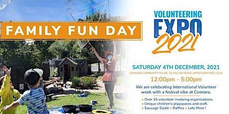 Family Fun Day / Volunteering Expo tickets