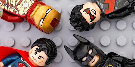LEGO Club - Superheroes tickets
