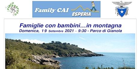 Famiglie con bambini…in montagna – Parco di Gianola biglietti