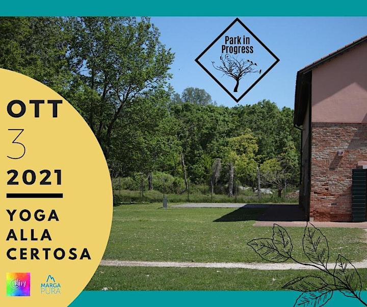Immagine Yoga alla Certosa. Per adulti, bambini e famiglie