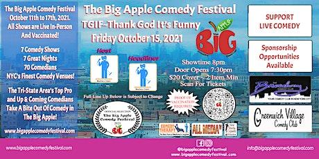 BACF - TGIF ~ Thank God It's Funny ~ Friday Oct 15th tickets