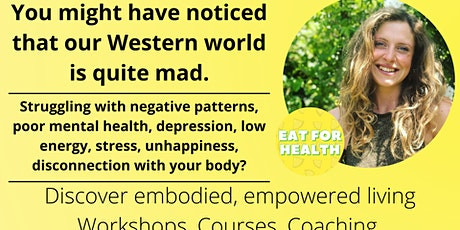 Reprogram Your Attitude to Food- 6 week course tickets