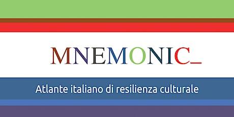 La resilienza del patrimonio culturale italiano e le nuove sfide digitali biglietti
