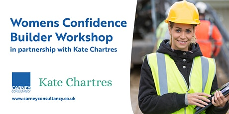 Confidence Workshop for professional women tickets