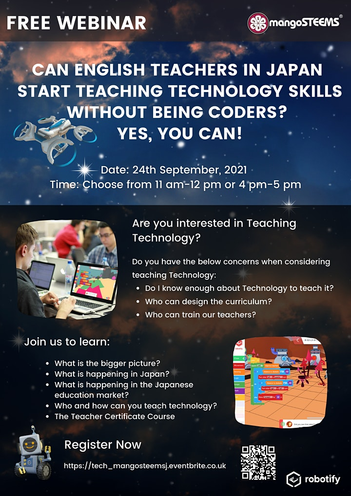 Can English Teachers in Japan Start Teaching Technology Skills? image