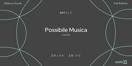 Possibile Musica: Uzeda biglietti