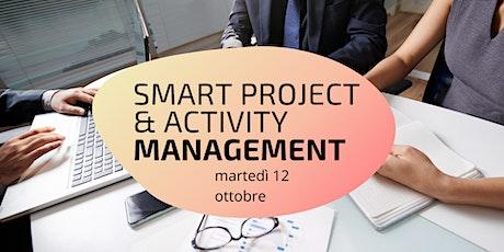SMART PROJECT & ACTIVITY MANAGEMENT tickets