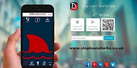 Reflective loan shark training tickets