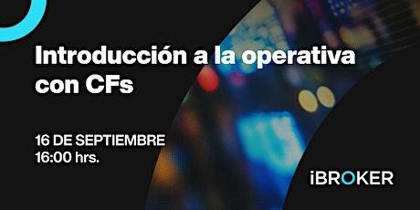 Curso de trading:  Introducción a la operativa con CFDs entradas