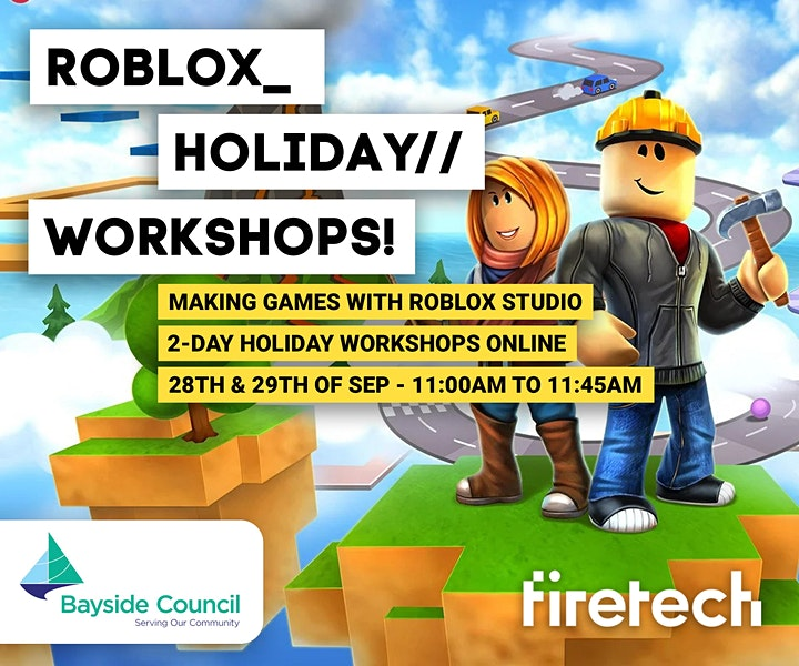 Roblox 2 Day Holiday Workshop image