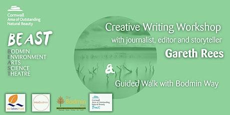 BEAST Creative Writing Workshop & Guided Walk tickets