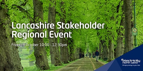Electricity North West's Lancashire Stakeholder Regional Event tickets