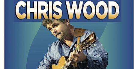 CHRIS WOOD tickets