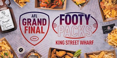AFL Grand Final Night Takeaway Packs - King Street Wharf tickets
