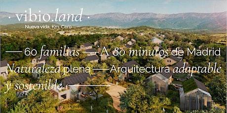 vibio.land, una comunidad sostenible en plena Sierra de Gredos entradas