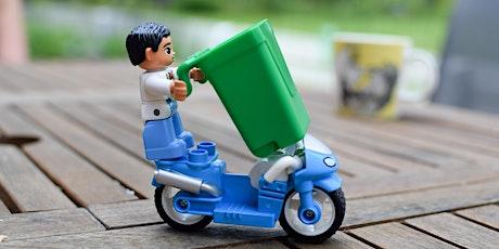 LEGO Club - Recycling tickets