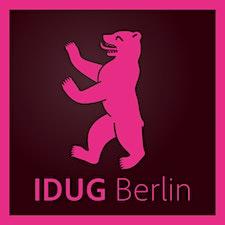 IDUG Berlin  logo